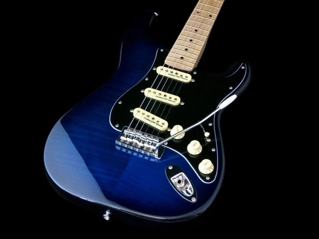 Green Guitars ST Special Edition