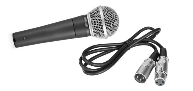 Shure mikrofoni