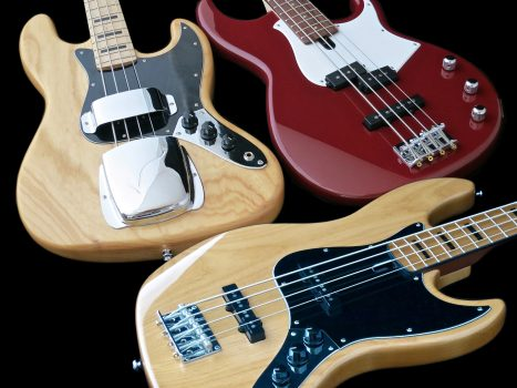Kaikuja 1970-luvulta – kolme bassoa testissä