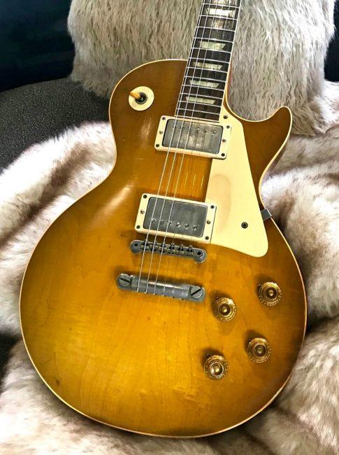 Vintage 1958 Gibson Les Paul Standard