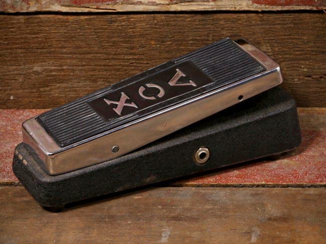 Original Vox wah-wah
