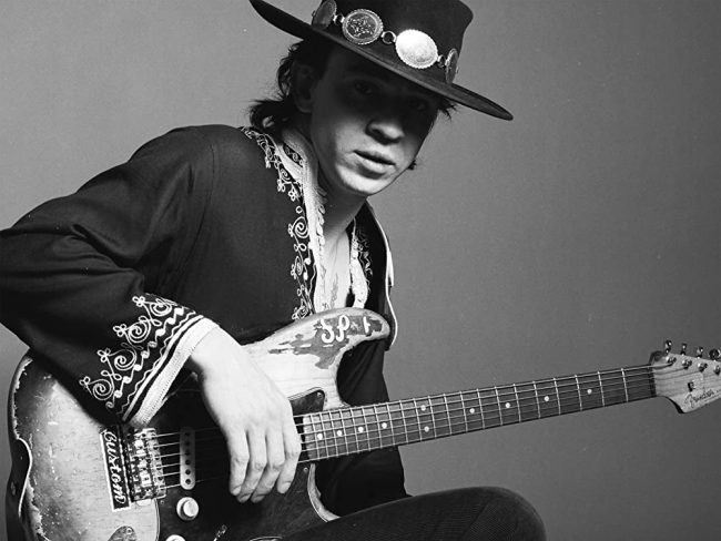 Stevie Ray Vaghan